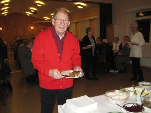 Cornelis Hermans hadde laga 150 karbonader til festen