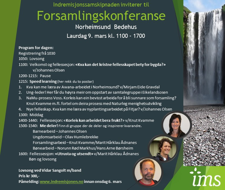 Forsamlingskonferanse i Norheimsund
