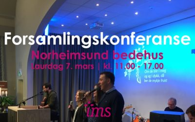 Forsamlingskonferanse Norheimsund 7. mars 2020