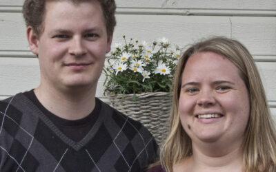 Bibelhelsing frå Annbjørg og Andreas Våge