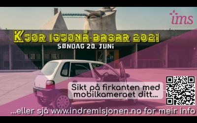 Kjør igjønå-basar 2021