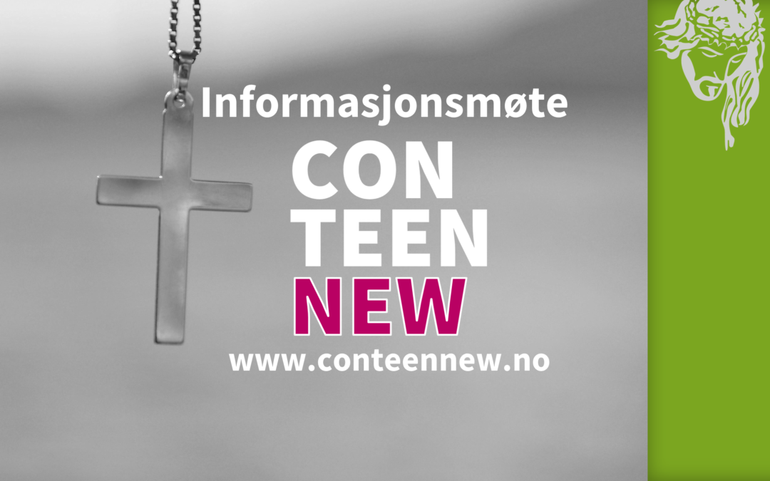 Infovideo om ConTeenNew 2022